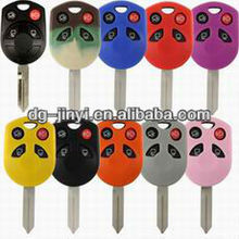 fashional silicone remote key cover for promotional gifts