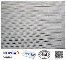 widely used polyester sprial/spiral dryer screen fabric/ belt for paper machine