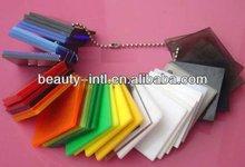 plexiglass acrylic decoration sheet (PMMA sheet)