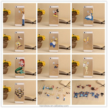 Fashion Plastic Material Cute Cartoon Pattern Hard Cover For Apple iPhone 5S phone Case