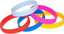 Sport Silicone Wristband Colorful Signed By LeBron James