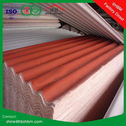 """Iron Crown "" high strength MGO anti-corosion fireproof insulated roofing sheet better than copper colored metal roof"