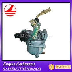 Factory Directly Sell engine spare parts bajaj ct100 motorcycle carburetor