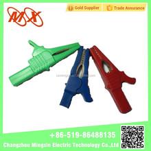 rubber retractable badge reel alligator clip craft