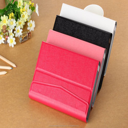 "OEM high quality universal fashion hook leather case for Ipad & samsung Table PC 7"" 8"" 9"" 9.7"" 10.1"""