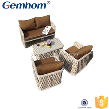 poly rattan furniture newest design hot sale outdoor