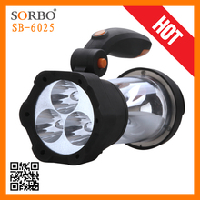 SB-6025 Wind-Up Rechargeable LED Torch Lantern
