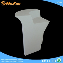 Supply all kinds of LED table arm chair,blue acrylic coffee LED table