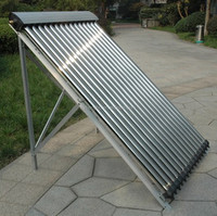 Vacuum Tube Pressurized Solar Energy Collector & Solar Thermal Absorber & Solar Collector for Split Solar Water Heater