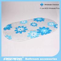 china feature Bathroom Accessories children anti-slip shower bath mat