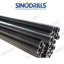 SINODRILLS T thread hollow anchor bar / SDA all thread hollow bar / Self Drilling Anchor Bolt