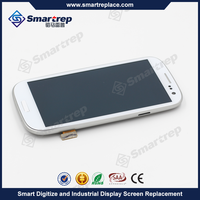 Wholesale LCD screen touch digitizer assembly for samsung gt-i9300, Best quality LCD screen touch digitizer assembly for samsung