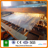 China Supplier china manufacture precise construction everlasting Nylofor 3D fence / 358 Anti climb fence / wire mesh fence