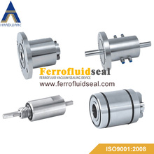 magnetic fluid sealing feed-through/axle/spindle/vacuum furnace seals