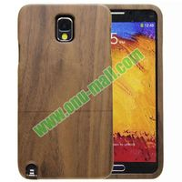 Detachable Black Peach Wood Case for Samsung Galaxy Note 3 N9002 N9005