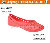 2015 New Design Womens Fashion Eva Clog Slipper Wedding Shoes And School Shoes