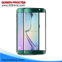 Full Screen Cover 3D Curved Tempered glass for Samsung galaxy s6 edge screen protector