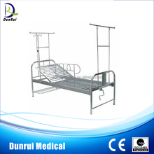 DR-A518 FDA/CE/ISO Approved Designer Stainless Steel Single Medical Bed