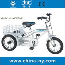 12 inch GW7013 three wheel mini kid pocket bike
