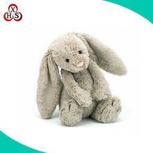 Lovely Plush Bunny Stuffed With PP Cotton