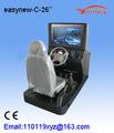 simulador de condução automóvel