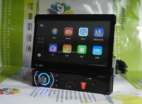 7inch Car GPS Navigation one din car gps navigator with 3D UI +RDS+PIP+Sliding Screen DH7090