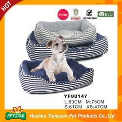 Canvas Fabric Pet Bed Unique Pet Products Wholesale