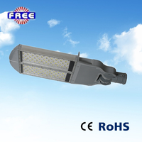 Freecom high quality Aluminum B series Outdoor 80W LED Street Light housing