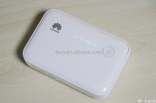Brand new Huawei E5730, Huawei 4g mobile hotspot wifi router 5200mah Huawei 3g Outdoor Wifi Router E5730s