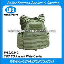 TMC EG Militar Táctica Asalto Plate Carrier Chaleco TMC1781