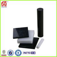 Black POM 1.5mm Thick Plastic Sheet