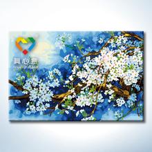 acrylic paintings of flowers chinese flower painting flower artwork