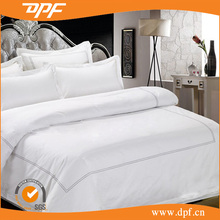 Super comfortable cheap price china hotel textiles bedding sets