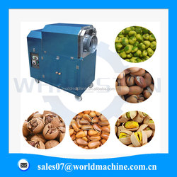 Home use and commercial nuts roasting machine / electric peanut roasting machine maker in China