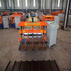 Alibaba Certified roof zinc making machine