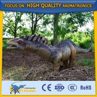 Waterproof Handmade Simulation Metal Dinosaur Model