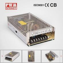 200W 5V Constant Voltage 5V40A Slim Power Supply For LED light With CE