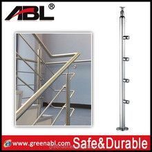 ABL anti rust polished stainless steel handrail