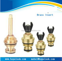 Hot sale Brass insert for PPR pipe fitting and valve spindle