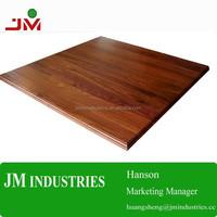 Edge grain butcher block countertops/solid wood tops/island tops