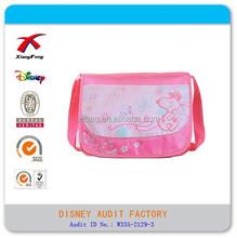 XF Polyester Bag Long Strap Bag Blue And Pink Bag