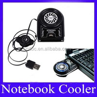 Notebook Laptop Mini Vacuum USB Cooler Cooling Fan