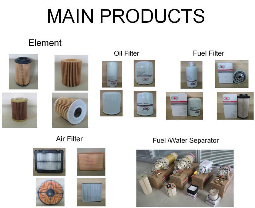 OEM 263304X000 281134F000 air filter