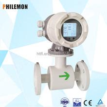 square water electromagnetic flowmeter /flow rate meters