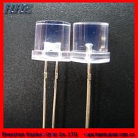 5mm Flat Warm White LEDs/Red LEDs/ Blue LEDs