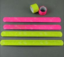 custom gift reflective wristband