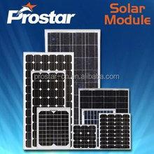 Prostar poly solar panels in brazil 250W PPS250W