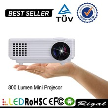 1080P LED Mini Projector For Education House Theater Club Pico Projector For Smartphone Portable Projector Pocket For Iphone 5