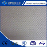 (manufacture) trade assurance stainless steel security steel mesh screen door