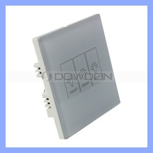 Self-off Smart Touch Light Pressure Switch Remote Control